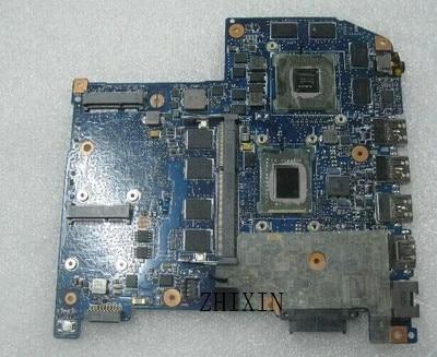Yourui para Acer aspire M3-581 placa base portátil i5-3337u CPU DDR3 GeForce GT640M placa base gráfica JM50 NBRYK1100C prueba completa
