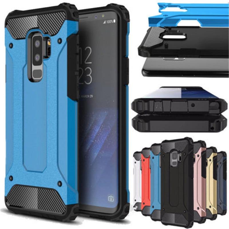 Funda de teléfono para Xiaomi de Armadura a prueba de golpes Redmi Note CC9 CC9E 3 3S 4 4X 4S 4A A1 A2 A3 8se 5X 6X 9 9SE Pocophone F1 Pro Lite