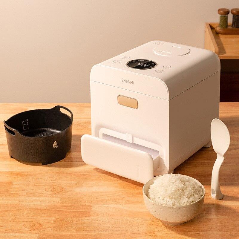 البخار طباخ كهربائي المنزلية متعددة الوظائف التلقائي ذكي حساء الأرز فصل وعاء الصحية استنزاف riceX2/X6