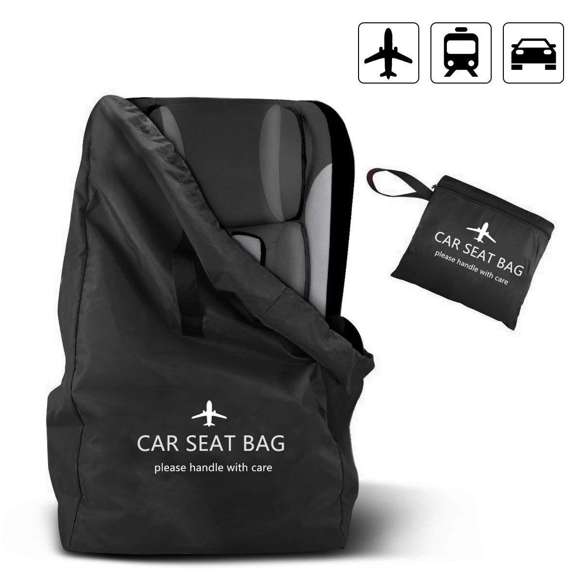 Дорожная сумка для детского автокресла, органайзер для детского автокресла, для безопасности, для полета, коляски, ворот, багги