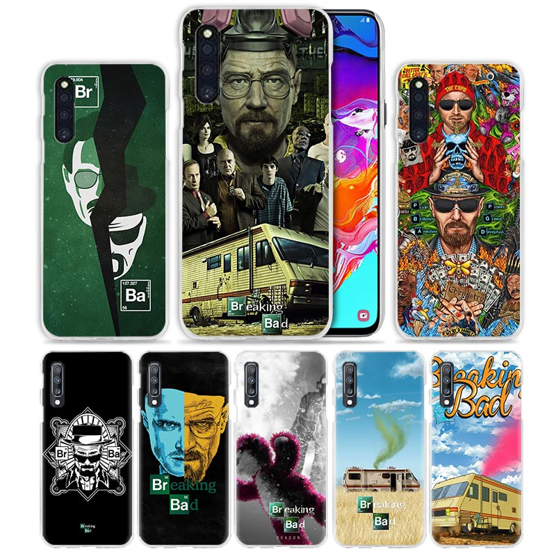 Чехол Flime Breaking Bad для Samsung Galaxy A50 A70 A70s A21s A20e A50s A40 A30 A20 A10 A10s, жесткий чехол для телефона, осенняя сумка