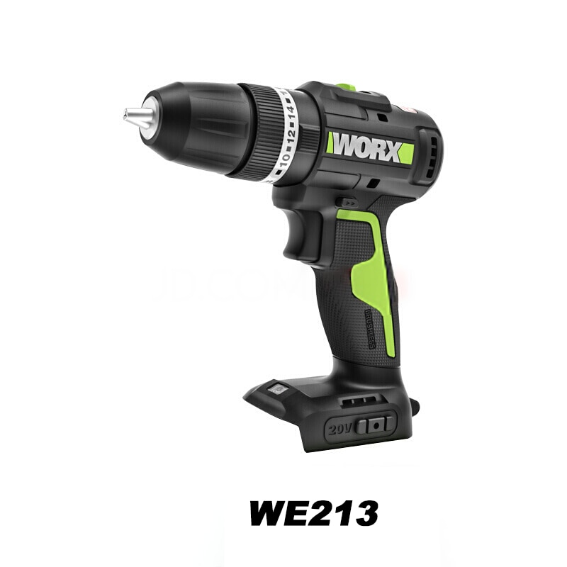 WORX WE210 WE211 WE212 WE213 Bare tool without charger without battery Impact drill  drill screwdriver professional tool enlarge