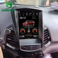 tesla screen octa core 4gb ram 64gm rom android 10 0 car dvd gps player deckless car stereo for ford ecosport 2018 radio