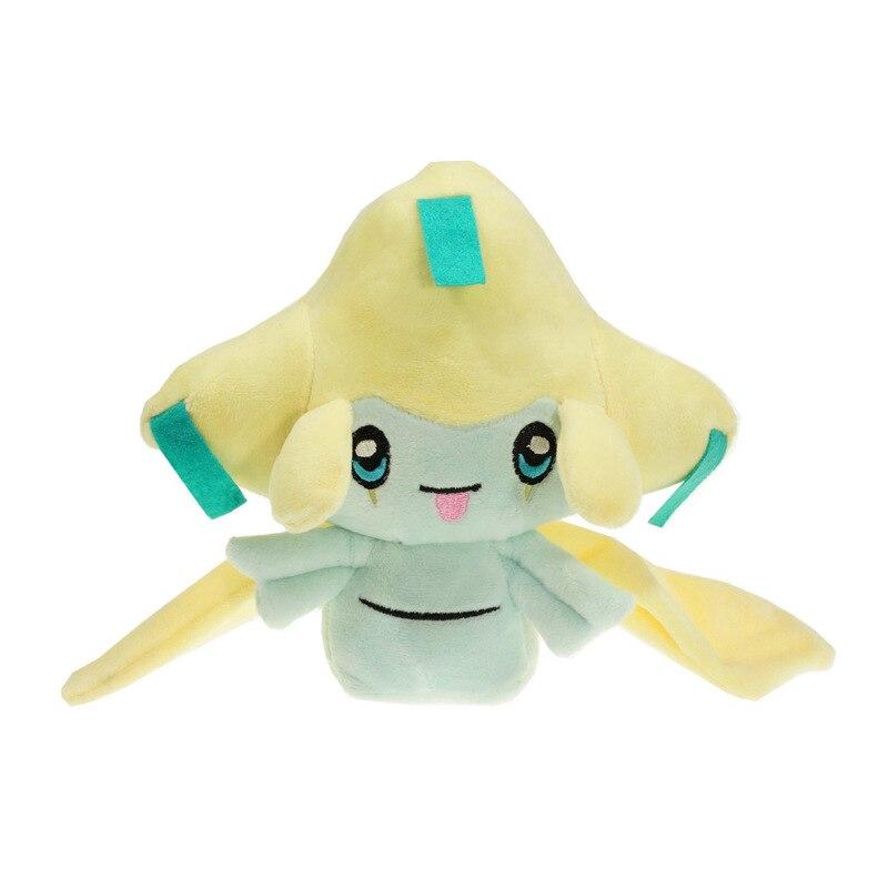 Plush Jirachi Figure Soft Toy Cartoon Character Stuffed Animal Doll  15CM 100G