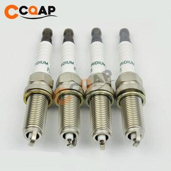 4pcs/lot Iridium Spark Plug 22401-JD01B FXE20HR11 For Nissan Altima NV200 Sentra Versa 22401JD01B 22401 JD01B