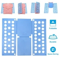 quality adult kids magic clothes t shirts folder laundry organizer fold save time quick clothes folding board clothes holder
