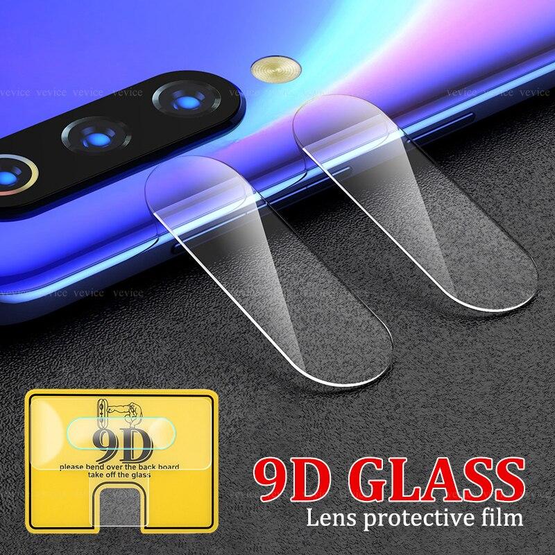 2 uds cubierta de lente película protectora para Xiaomi rojo mi K20 Pro nota S 7 S k20 Ultra-Delgado claro lente de la Cámara de vidrio para mi 9 SE mi 9T Pro