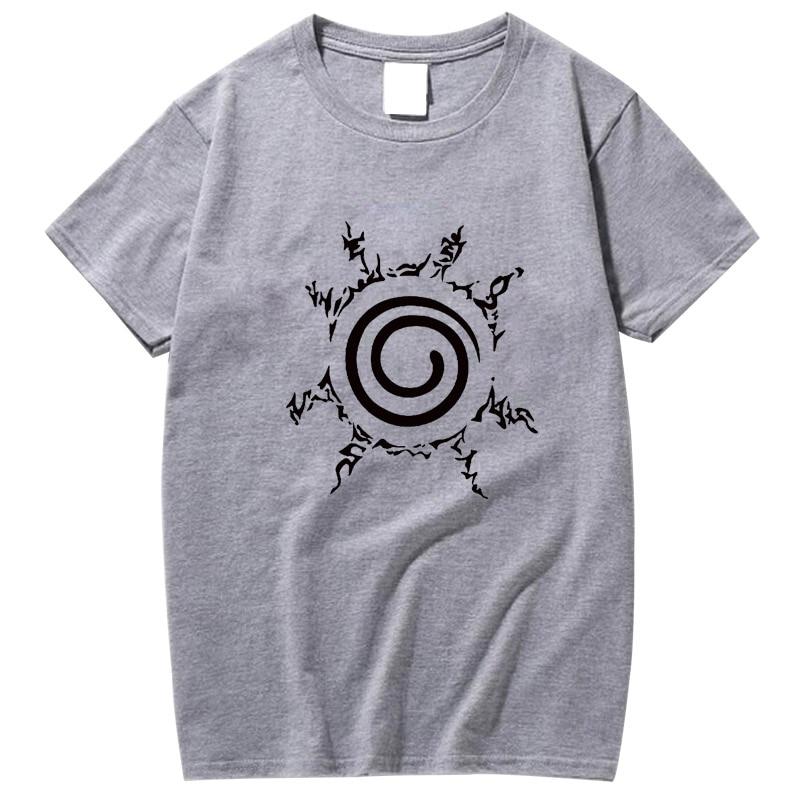 XIN YI Männer Mode Casual Top Qualität kurzarm 100% baumwolle lose Cartoon neun schwanz dichtung design gedruckt T-shirt herren t-shirt
