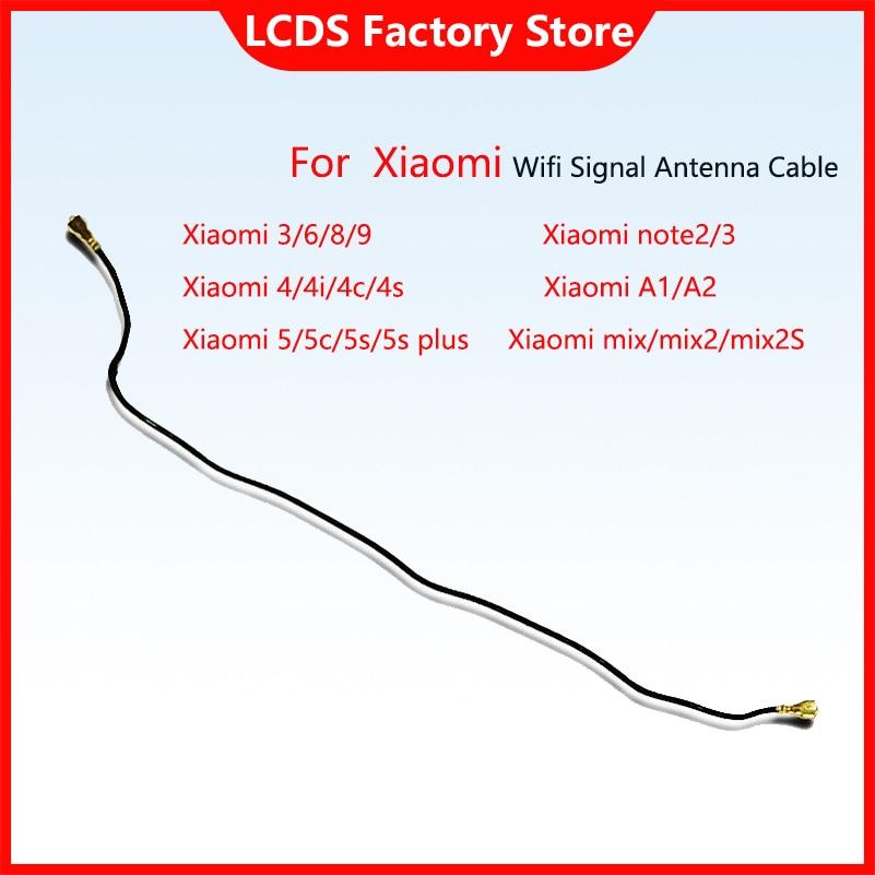 Cable de antena de señal Wifi, conector Coaxial para Xiaomi Mi 8...