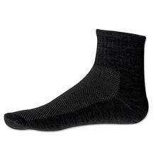 Yeni-20 x çift erkek pamuk zengin spor çoraplar iş spor çorapları boyutu 6-10 siyah