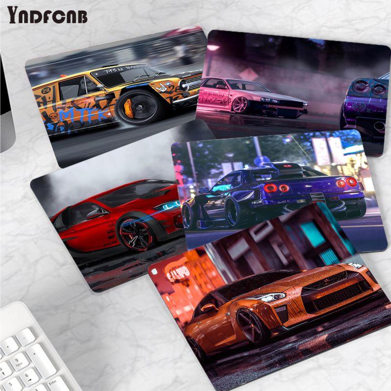 YNDFCNB новый дизайн, крутой автомобильный коврик для мыши, игровые коврики или Overwatchs, лидер продаж, оптовая продажа, игровой коврик для мыши