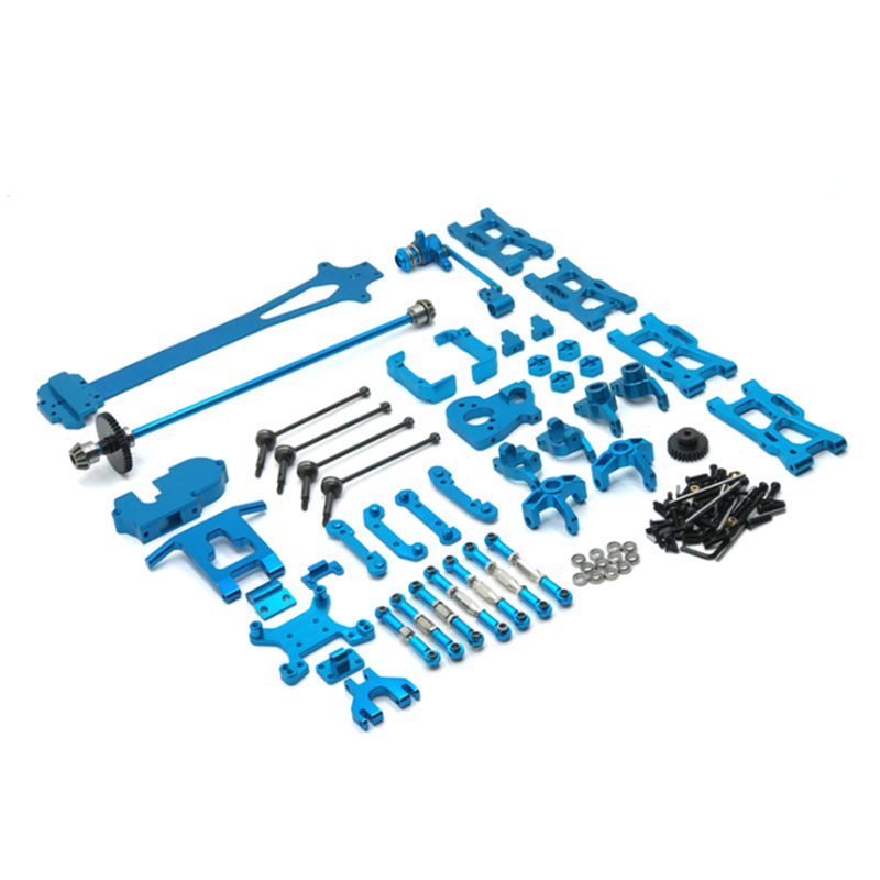 WLtoys  1/12 124016 124017 124018 124019 RC Car Universal Upgrade Modified Parts 21 Piece Set enlarge