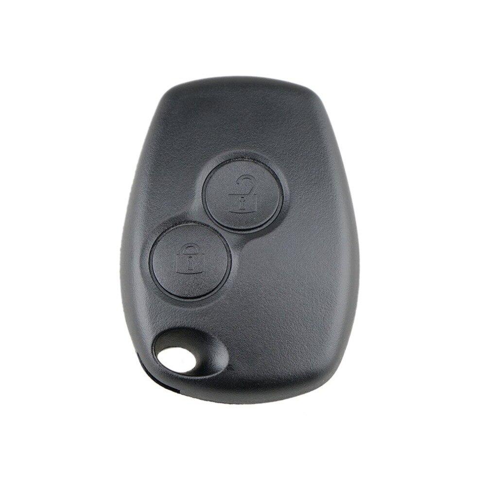 2/3 B чехол для ключа для Renault Megane Modus Espace для Laguna Duster Logan DACIA Sandero Fluence Clio Kango для NISSAN ALMERA