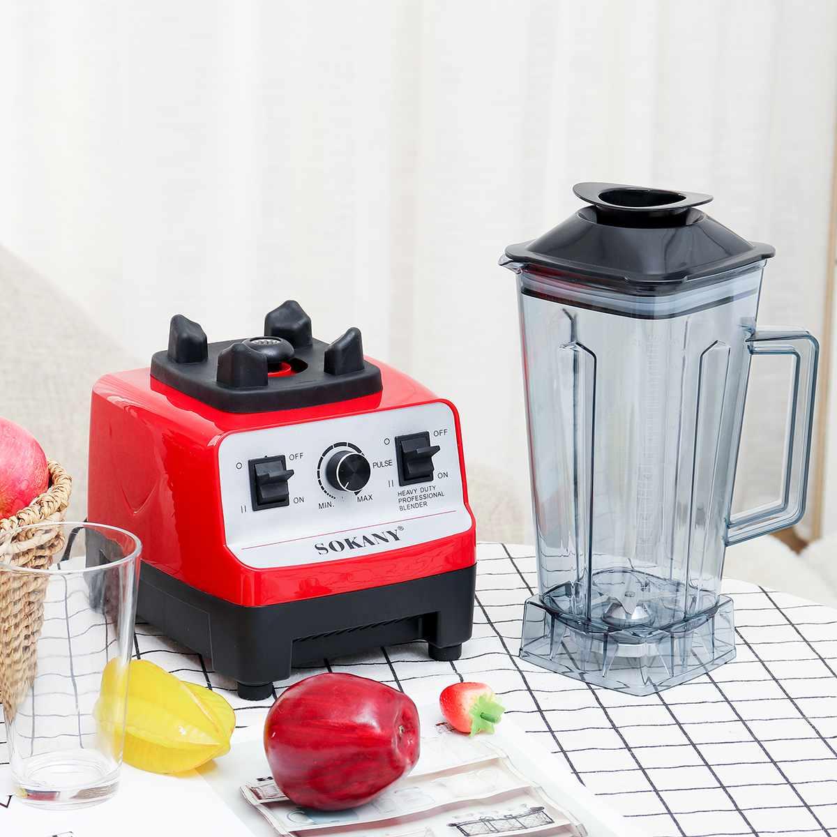 2000l 7 velocidade liquidificador eletrico maquina de cafe fabricante juicer 4500w