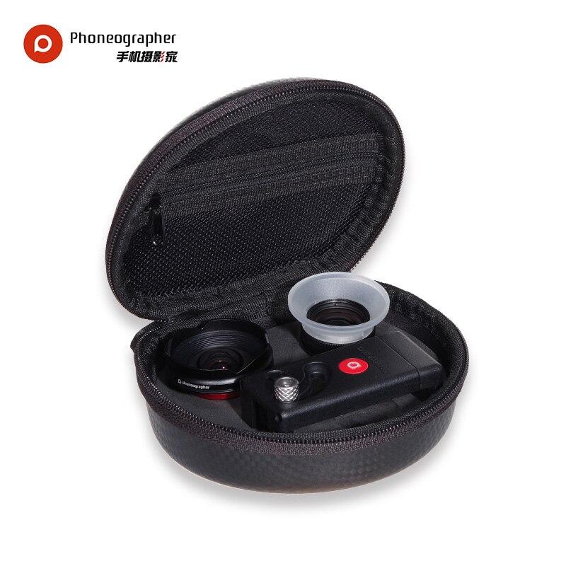 Benro  Mobile Phone Lenses Kit Universal  Wide Angle lens +Macro Lens