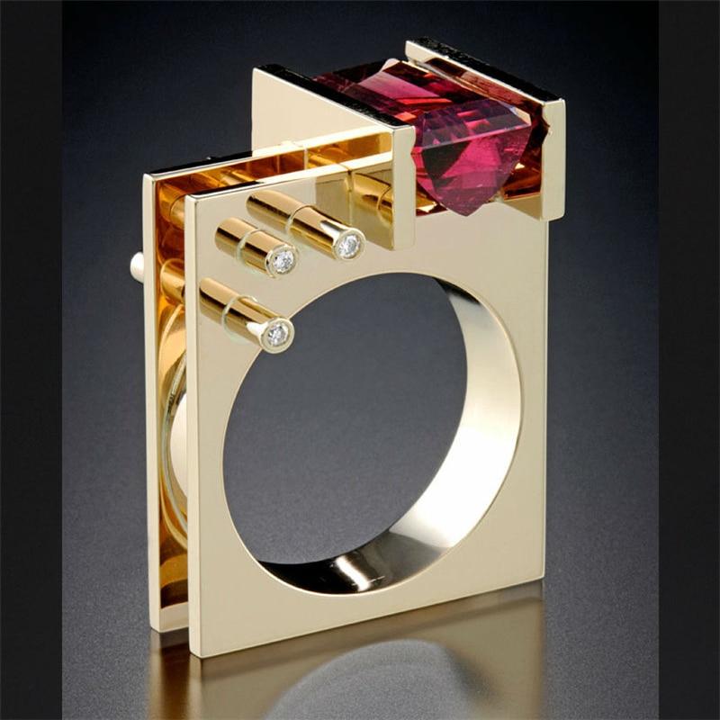 Кольцо-с-рубином-модное-Ювелирное-Украшение-с-драгоценным-камнем-желтого-золота-14-к-в-стиле-хип-хоп-рок-для-помолвки-вечеринки-подарок-к