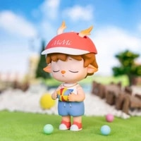 mimi childrens diary blind box toys figure action caja sorpresa surprise box fairy tale toys cute model for girls birthday gift