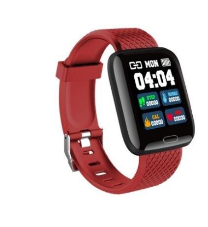 Pulsera inteligente D13, pulsera deportiva para Fitness, pulsera inteligente D18, medición de presión arterial, podómetro, reloj inteligente