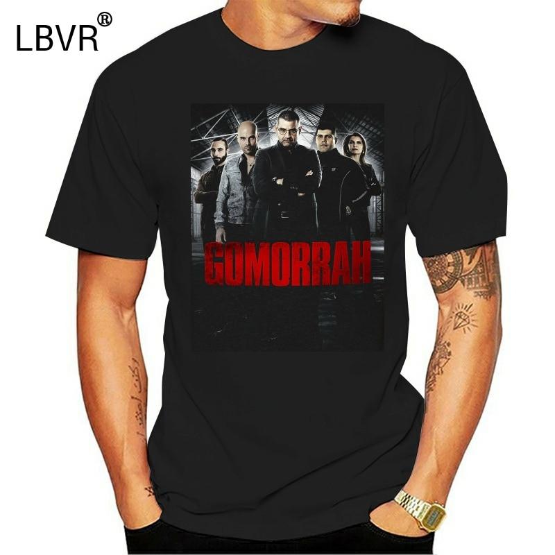 Gomorrah Gomorra Marco DAmore Salvatore Esposito Men T-Shirt 6-A-082