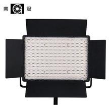 Nanguang CN-1200CSA LEDS 5906 LM 5600K 7750 Lux LED Video Studio Light Panel with V Lock Battery Mount Extreme CRI RA 95 Bi