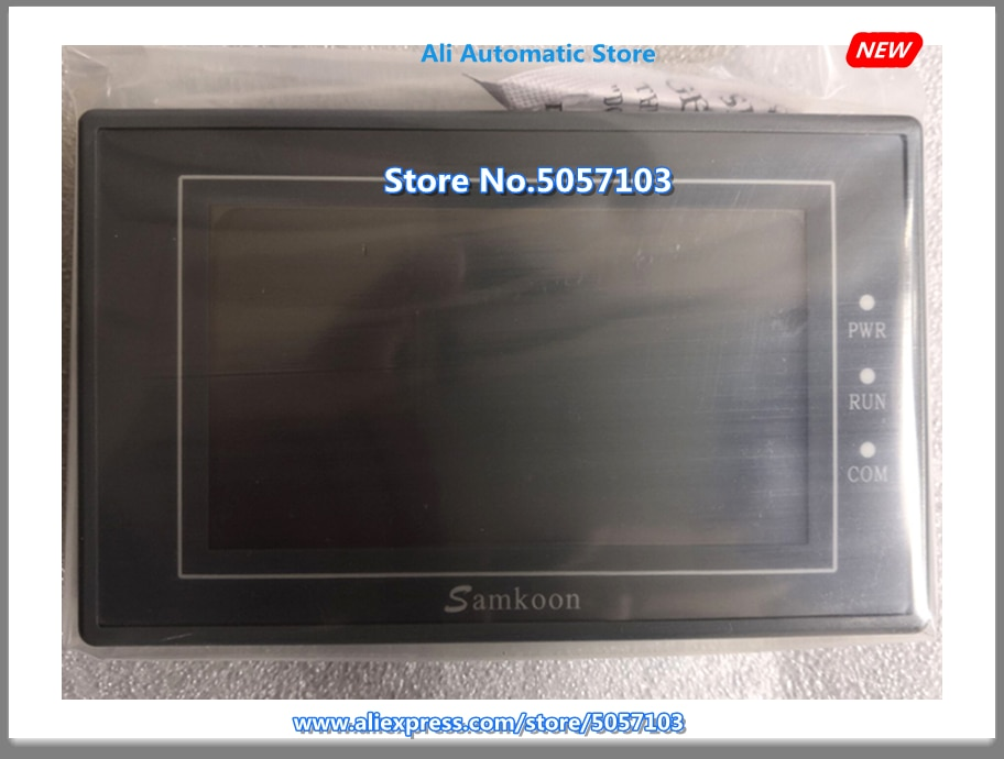 sa 043f samkoon touch screen 4 3 inch instead of sa 4 3a GL043 GL043E DOP-103BQ EA-043A SK-043FE SK-043HE SA-043F 4,3 дюйма HMI Touch Display Screen Panel New Boxed