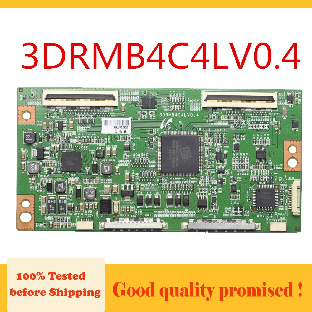 3DRMB4C4LV0.4 Tcon Board  For TV  3DRMB4C4LV0.4  Logic Board Origional Product  Profesional Test Board