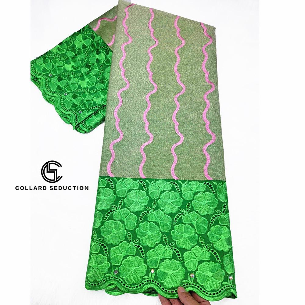 CS tissu الأفريقية التطريز كوتون دوباي 2021 tessuto دي بيزو svizzero الفرنسية التطريز النسيج الدانتيل الأفريقي قماش خياطة