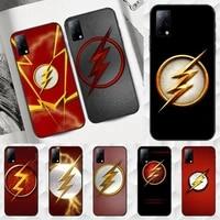 movie flash logo phone case for xiaomi 9t pro lite 10 mix 2s 3 note10lite 8 cc9 pro nax fundas cover
