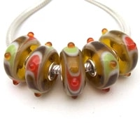 jgwgt 2757 5x 100 authenticity s925 sterling silver beads murano glass beads fit european charms bracelet diy jewelry lampwork
