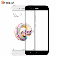 9D Safety Protective Glass For Xiaomi Mi 6 6X 5X Note 3 Tempered Glass On Mi A1 A2 A3 Lite Full Cover Screen Protector Film Case