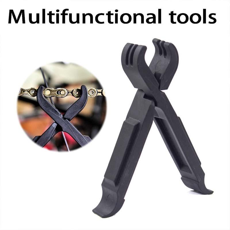 Mtb herramientas de Bicicleta de montaña multifuncional cuchara de neumáticos herramienta de reparación de neumáticos Accesorios Bicicleta de montaña herramientas de ciclismo