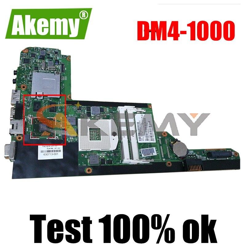 608203-001 608203-601 ل HP جناح DM4-1000 مفكرة اللوحة 6050A2314301-MB-A04 HM55 216-0774009 DDR3 اللوحة المحمول