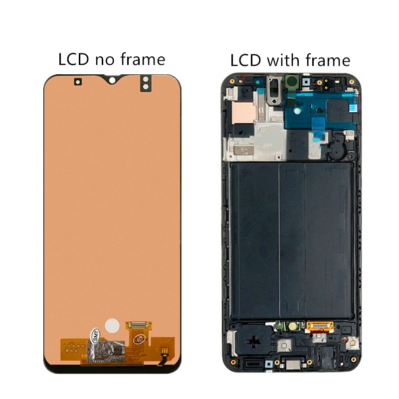 for Samsung Galaxy A50 SM-A505FN/DS A505F/DS A505 LCD Display Touch Screen Digitizer Assembly For Samsung A50 LCD enlarge