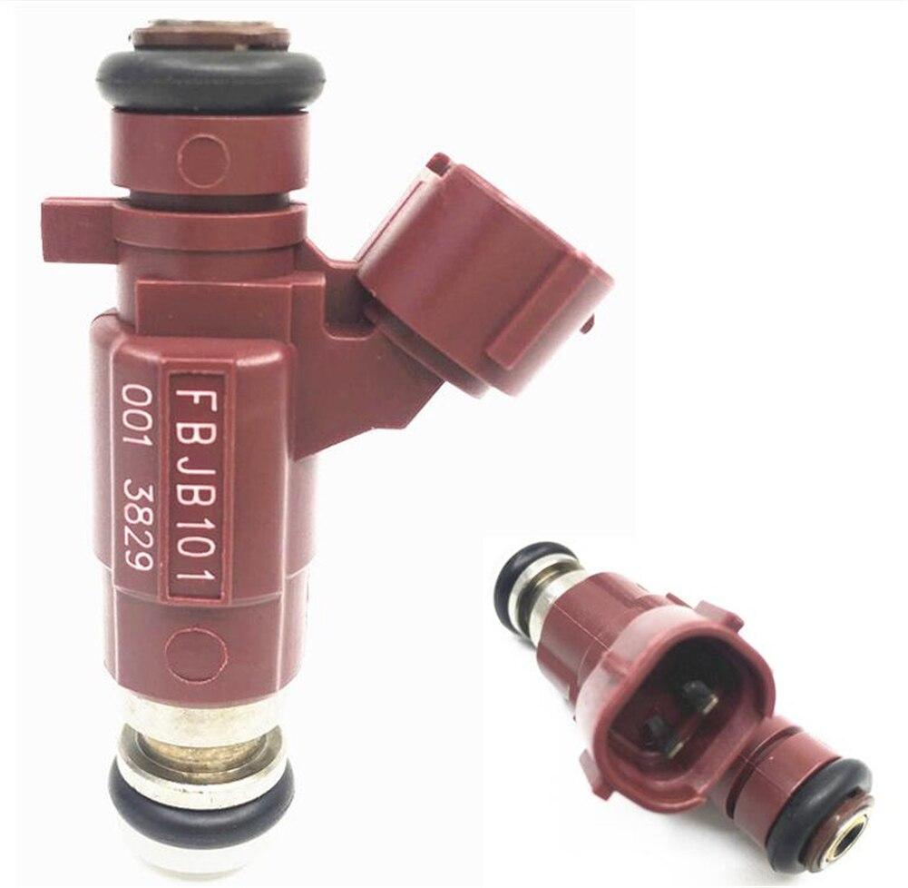 Inyectores de combustible para motor FBJB101 Mitsubishi Pajero Pinin GDI2.0 4G93 4G94 4G64 4G69 de 4 Uds