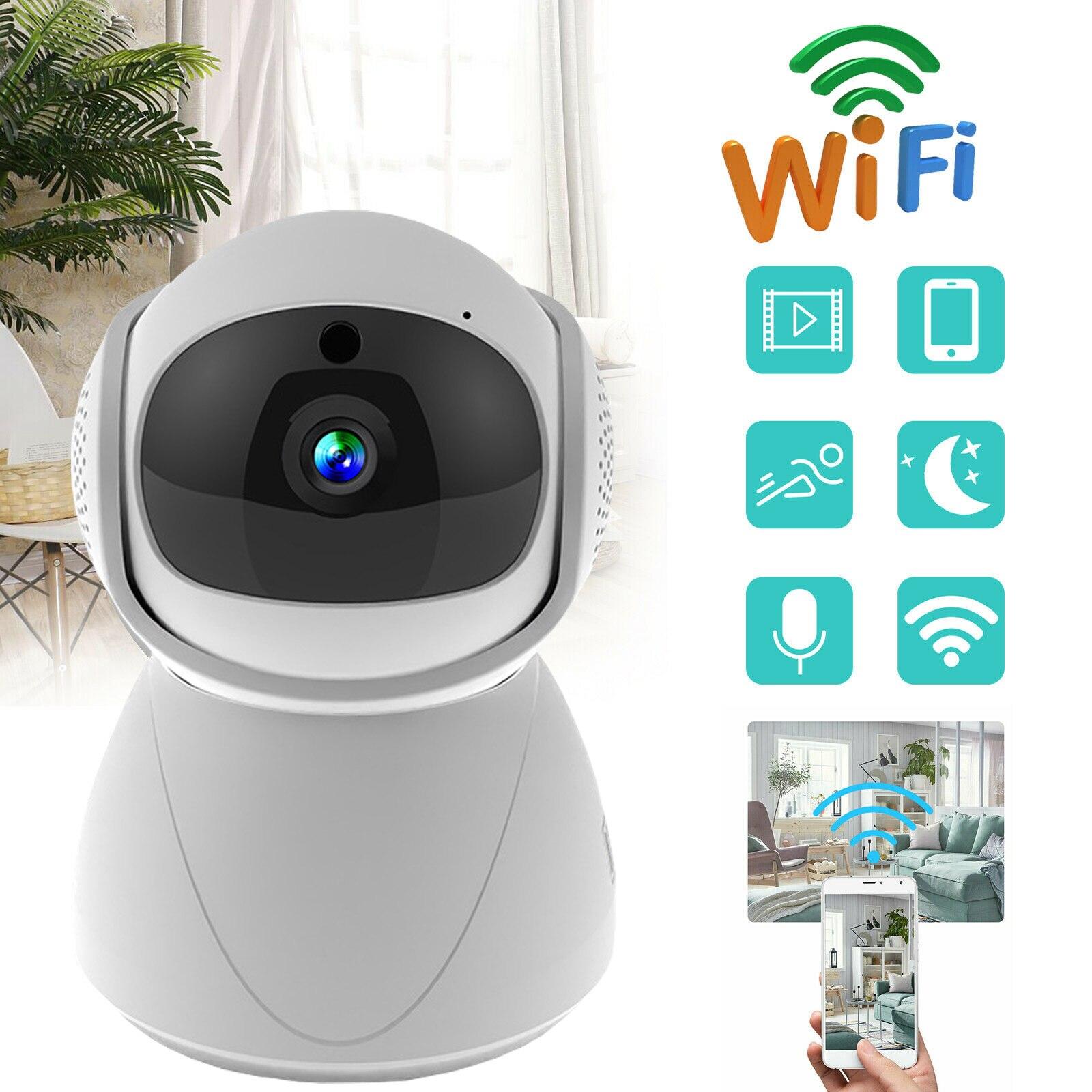 Hd1080p واي فاي ip كاميرا تلفزيونات الدوائر المغلقة الذكية التلقائي تتبع لاسلكي 5G 4G اتجاهين الاتصال الداخلي لمراقبة أمن الوطن