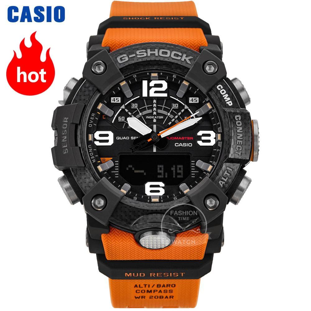 Casio watch G-SHOCK quartz smart top Watch Carbon core guard structure 200 Waterproof Sport men watch Relogio Masculino