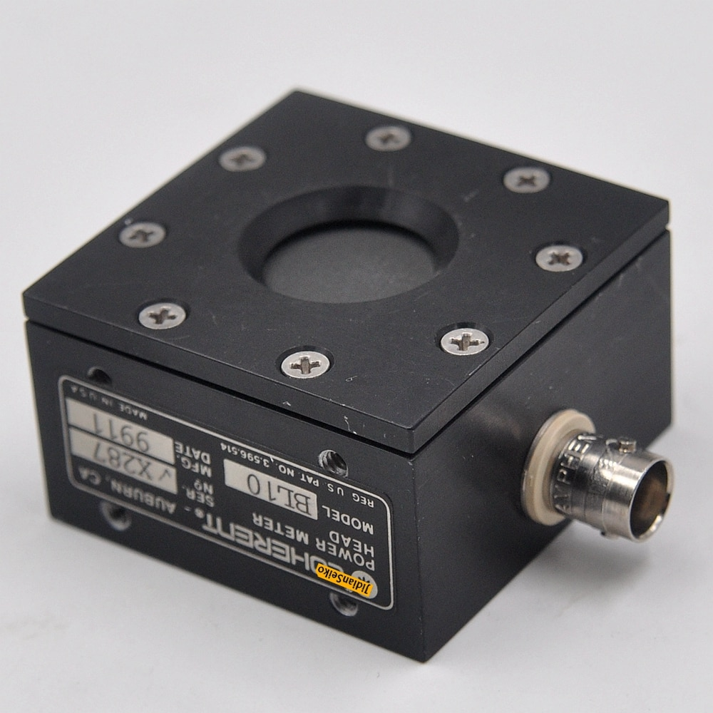 U.S.  BL10 laser power meter probe