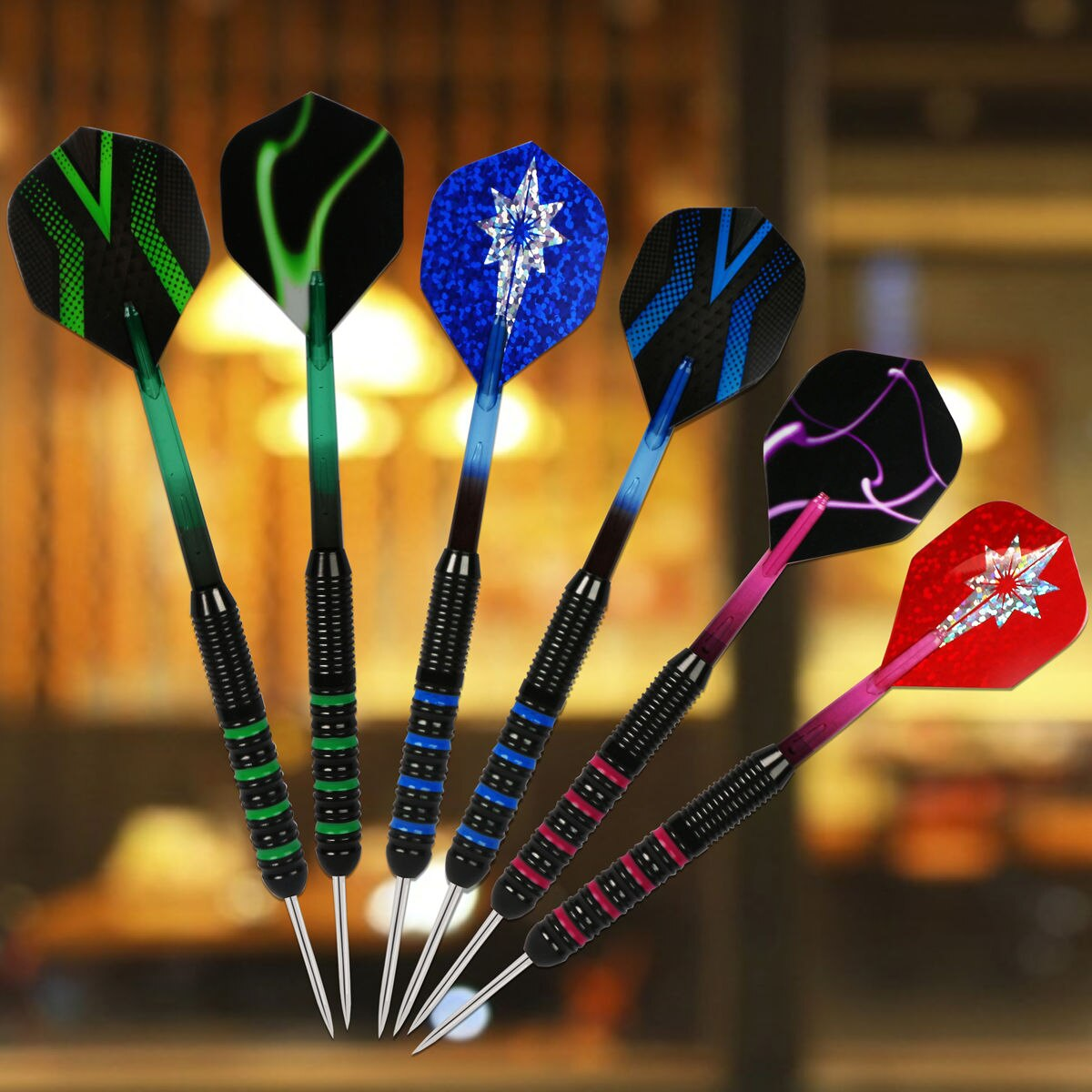 20g Hard Dart Professional Game Metal Needle Tip Indoor Sports Fitness Leisure Game Special for Paper Target