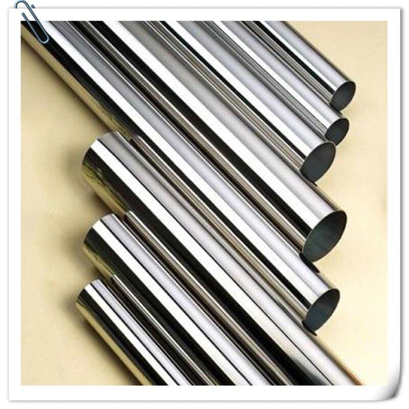 Tubo de acero inoxidable OD 30mm diámetro exterior ID 26mm 23mm 19mm 18mm 304 Acero inoxidable producto personalizado