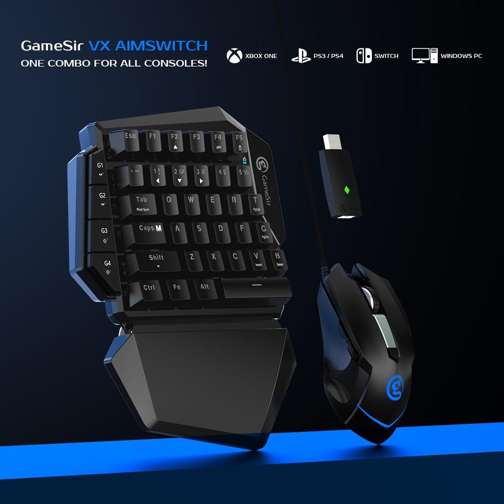 GameSir VX AimSwitch teclado adaptador de ratón para Xbox Series X /...