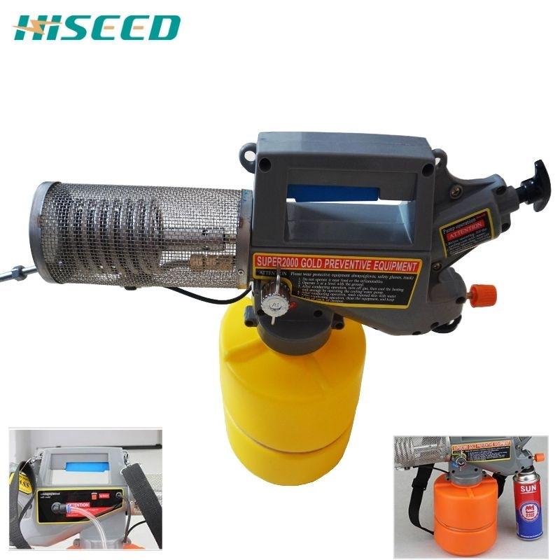 Máquina nebulización térmica