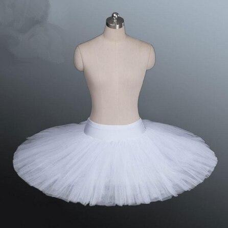 Женская балетная пачка, черная/белая/красная профессиональная пачка, танцевальный костюм с нижним бельем