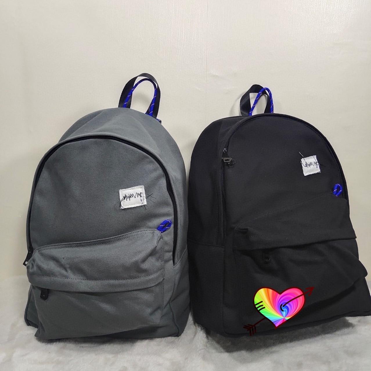 حقائب ظهر رجالي ونسائي ذات جودة عالية بتصميم شعار إبرة 2021 حقيبة ظهر من نوع ADER