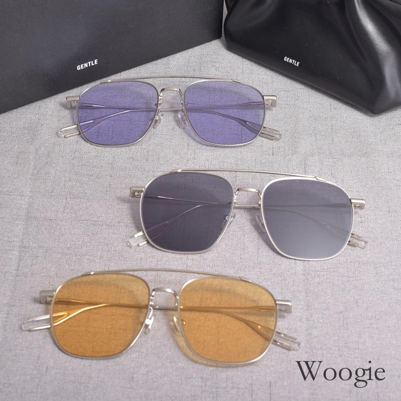 Корейские брендовые солнцезащитные очки GM, круглые большие очки в оправе, мягкие солнцезащитные очки, женские и мужские зеркальные очки, ли...