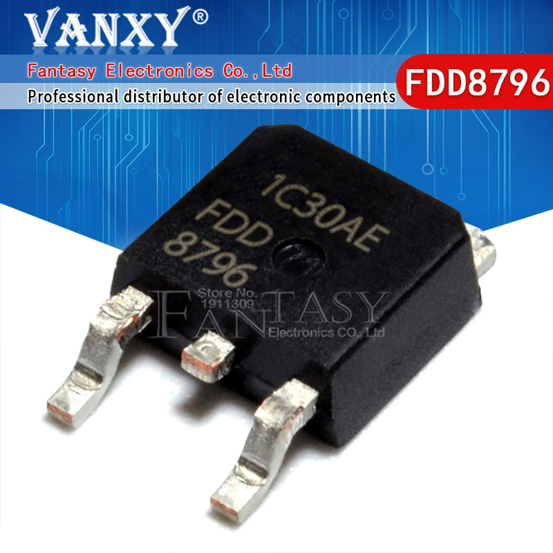 10pcss-fdd8796-to252-8796-to-252-ic