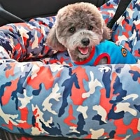 pets front seat dog cover car seat protector scratch proof non slip pet pad dog seat cover mat comfortable pad