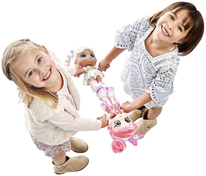 Lol-muñeca Barbie kindikids, donatina, bebé, juguete para niñas, 2021