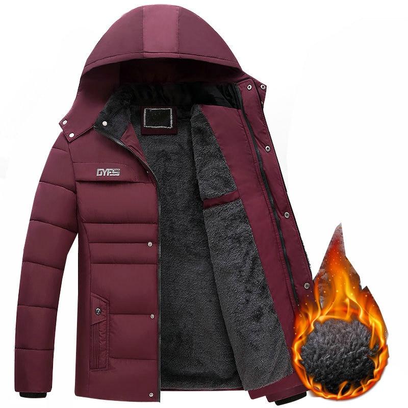 Мужские флисовые куртки, верхняя одежда, зимняя куртка 2021, мужские утепленные парки, мужская верхняя одежда, мужское пальто со съемной шапко...