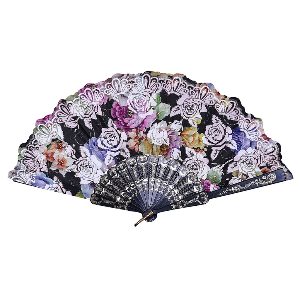 Flores de papel tipo ventilador Rosa bronceado de encaje de la boda...