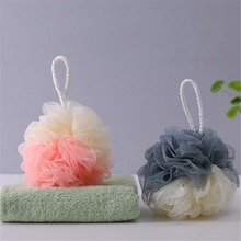 Bath Puff Body Exfoliating Massage Scrubber Shower Ball Beauty Bath Shower Large Bath Ball Hygienic
